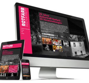 <span>Kulturtreff Rotfarb: Website</span><i>→</i>