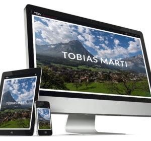 <span>Tobias Marti Fotografie: Website</span><i>→</i>