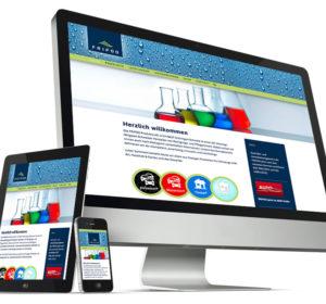 <span>FRIPOO Produkte AG: Website</span><i>→</i>